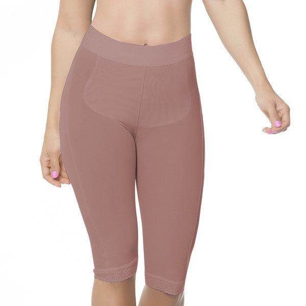 High Waisted Leg Slimming Shapewear
