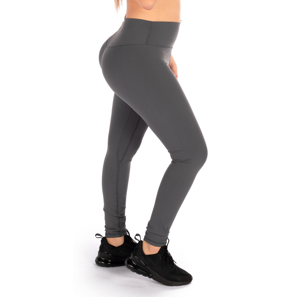 Intense Leggings- Slate Gray