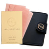 Sunset Blvd. Blush Sheets w/ Protective Case