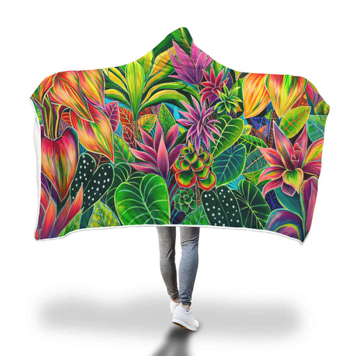Hanalei Morning - Hooded Blankets