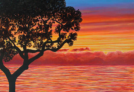 Ali'i Sunset - SOLD