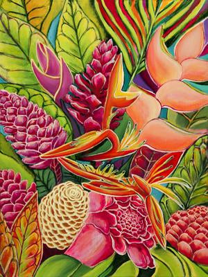 Hawaiian Love - SOLD