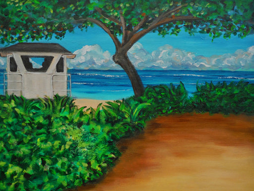 Pipeline - North shore Oahu  - SOLD