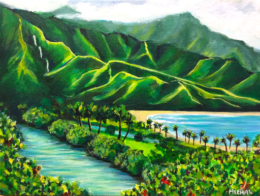 Hanalei Bay View - SOLD