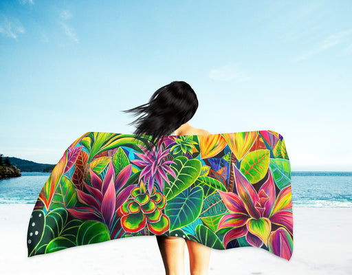 *NEW* Hanalei Morning - Microfiber Towel