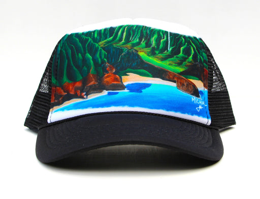 Na Pali Coast - Trucker Hat