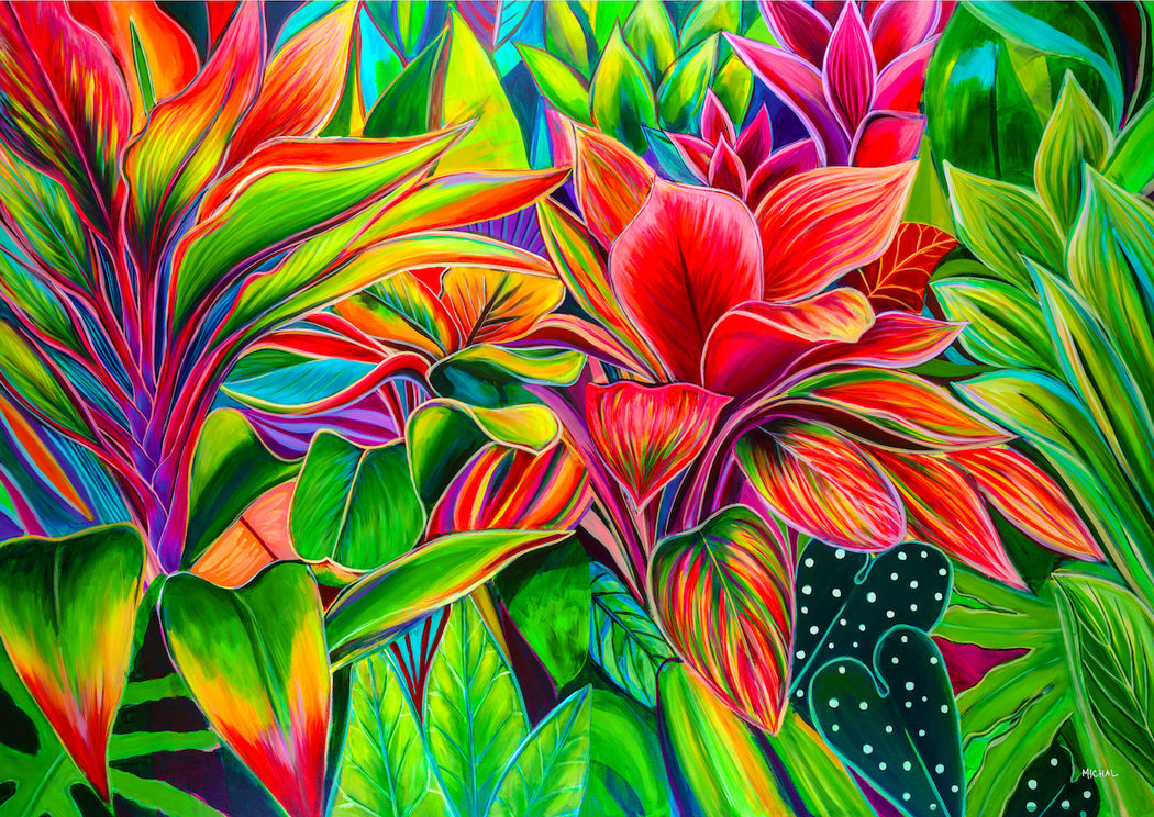 Tropical Light - SOLD