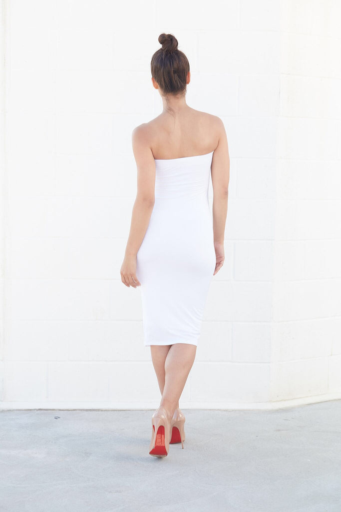 Bliss Strapless Dress