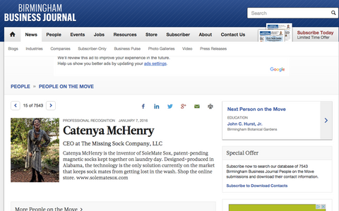 http://www.bizjournals.com/birmingham/potmsearch/detail/submission/5411682/Catenya_McHenry?l=&time=&ind=&type=&ro=14
