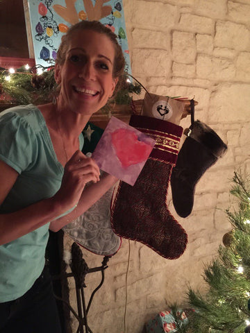 SoleMate Sox Fan Gives Stocking Stuffer