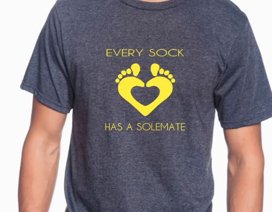 SoleMate Sox Tee