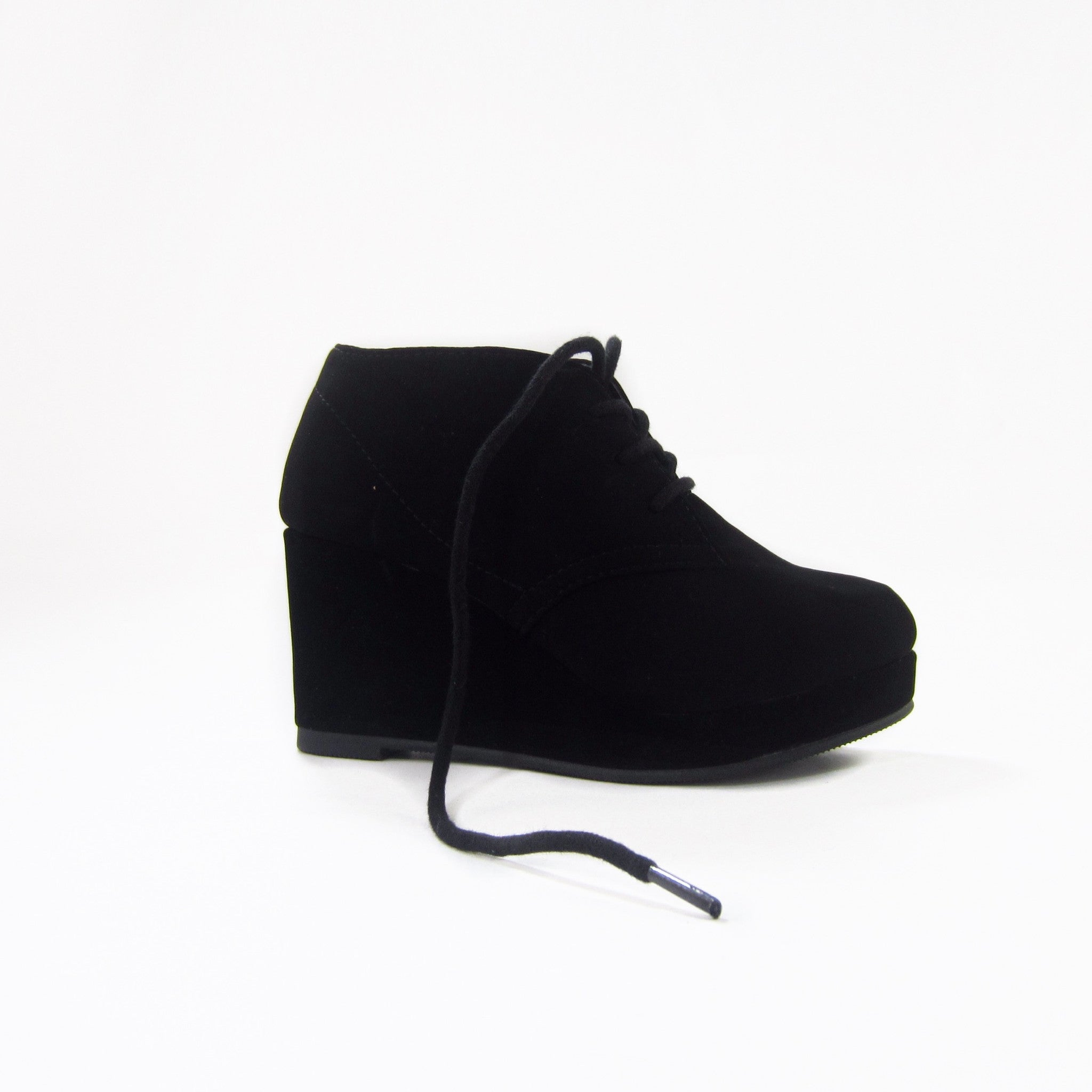 girls wedge boots