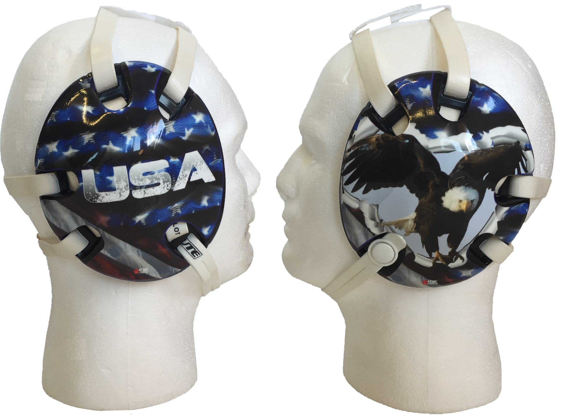 USA Eagle Wrestling Headgear