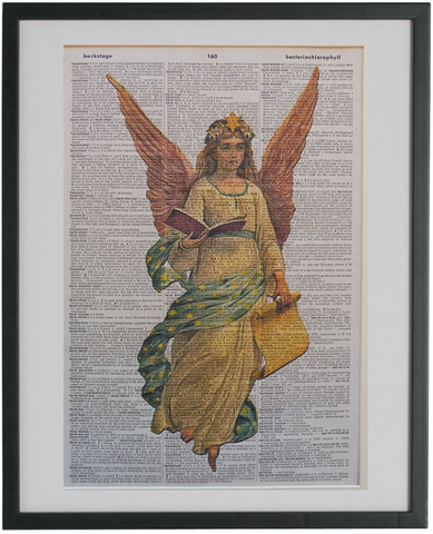 Angel Print No.422