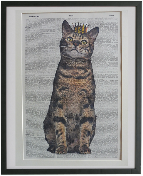 Bengal Cat #1 Wall Art No.918