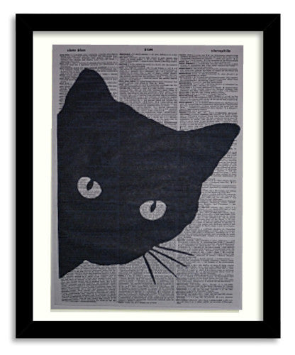 Black Cat 1 Print No.69
