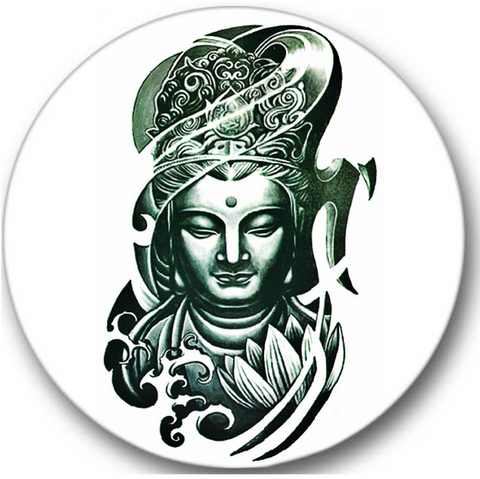Buddha Sticker Seals No.297