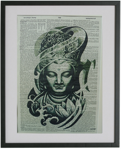 Buddha Wall Art No.297