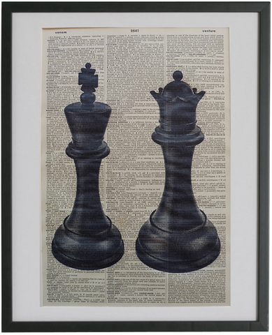 Chess Print No.156, miscellaneous