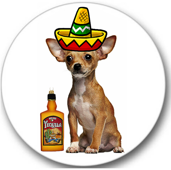 Chihuahua Dog #1 Sticker Seals No.439