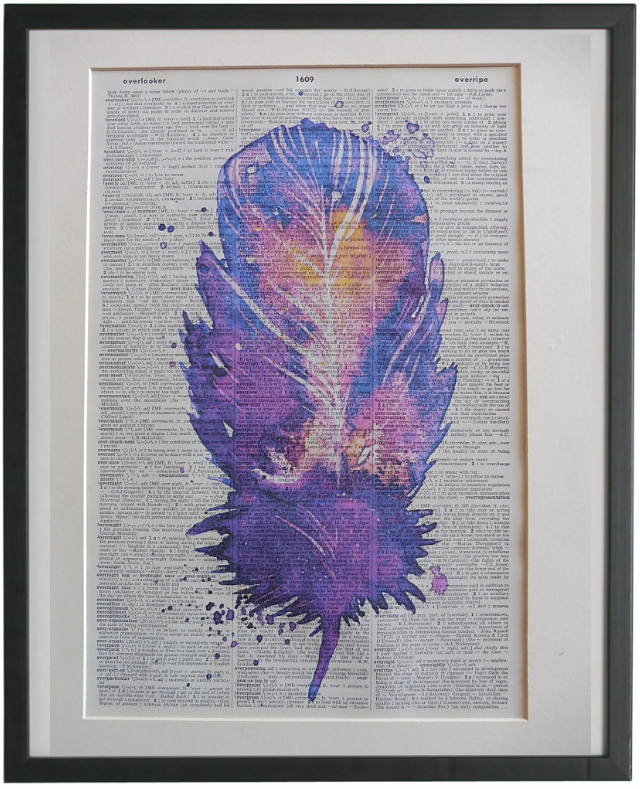 Feather Wall Art No.891, miscellaneous