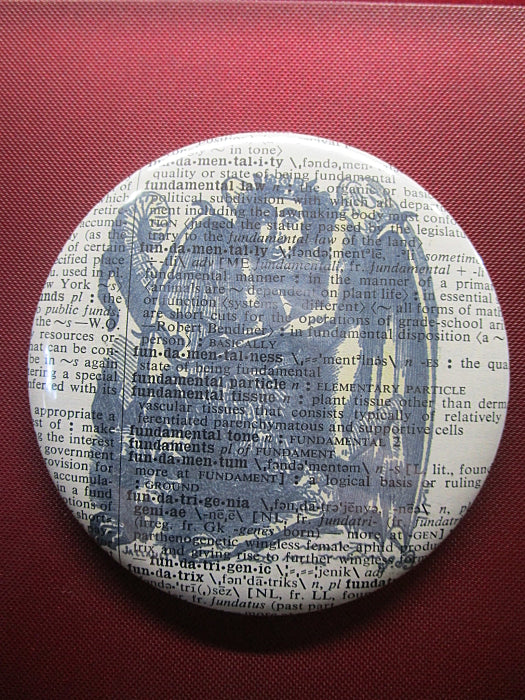 Astaroth Demon Fridge Magnet No.754, gothic