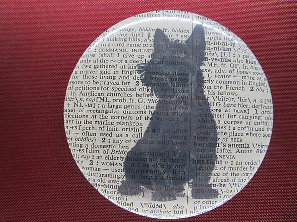 Scottish Terrier Dog Fridge Magnet No.506