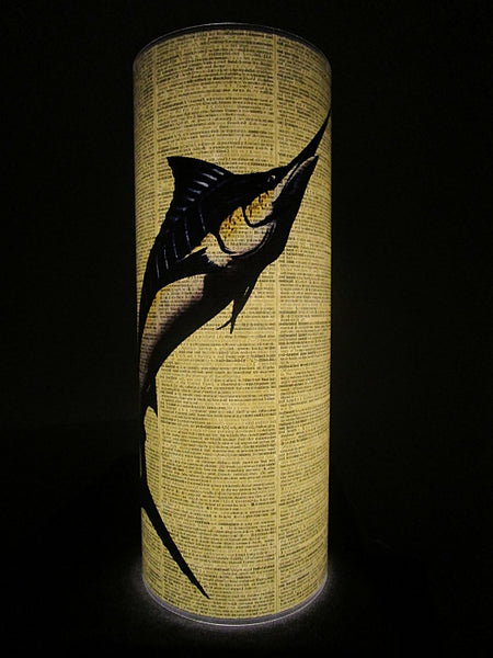 Marlin Fish Paper Lantern No.652