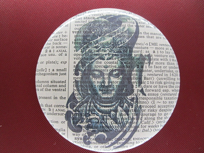 Buddha Fridge Magnet No.297, miscellaneous