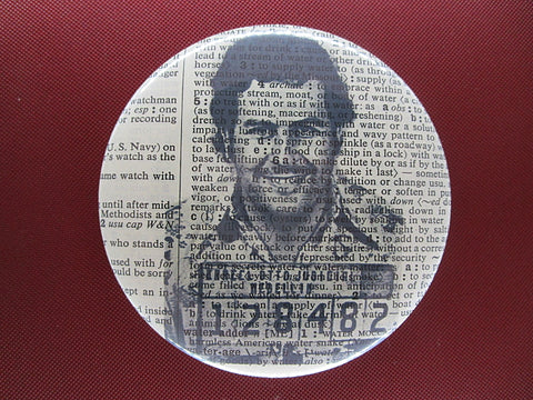 Pablo Escobar #1 Fridge Magnet No.651, famous