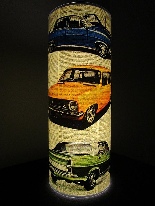 Holden HR Car Paper Lantern No.676