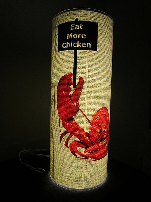 Lobster Paper Lantern No.426
