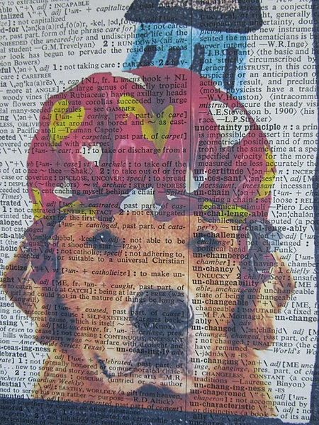 Golden Retriever Dog #4 Wall Art No.362