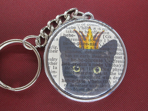Black Cat #1 Keyring No.500