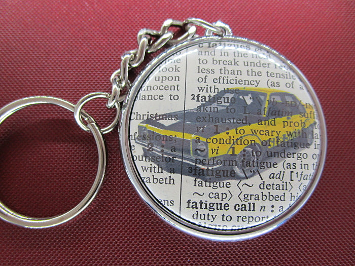 Holden Torana SLR 5000 Car Keyring No.504