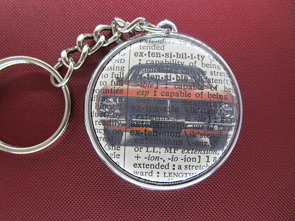 Ford Falcon XB Car Keyring No.427