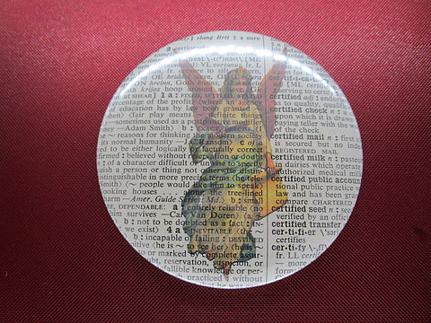 Angel Fridge Magnet No.422