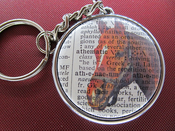 Horse #1 Keyring No.257, animals