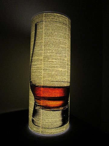 Whisky Glass Paper Lantern No.946