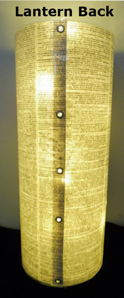 Plague Doctor Paper Lantern No.564, gothic