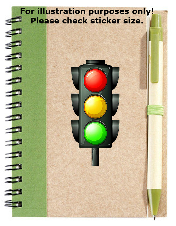 Traffic Lights Sticker No.289, miscellaneous