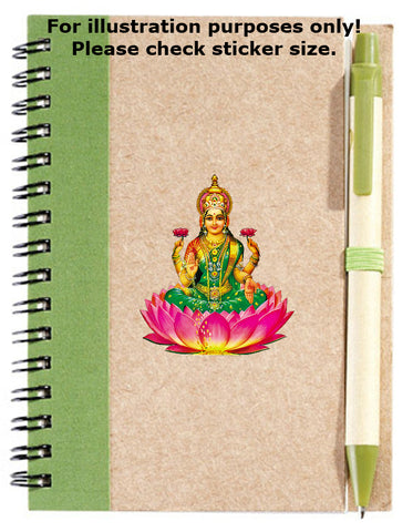 Lakshmi Stickers No.541