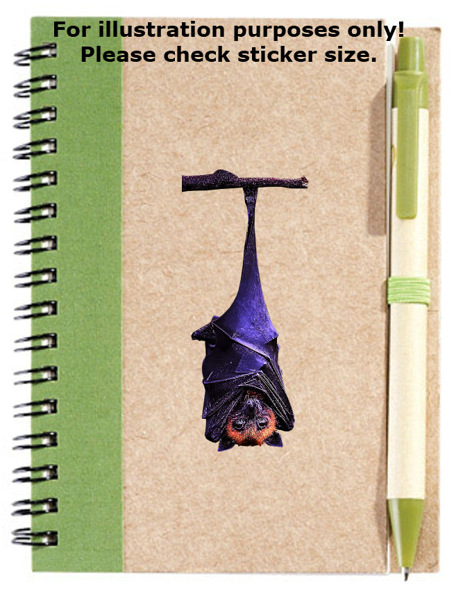 Bat Sticker No.810, animals