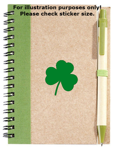 St. Patrick's Day Shamrock Sticker No.995