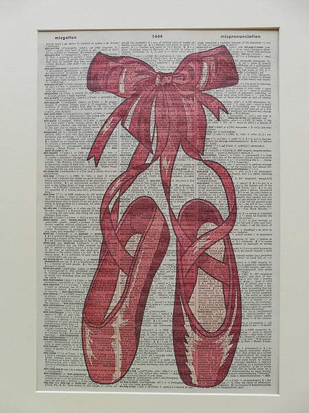Ballet Print No.58, miscellaneous