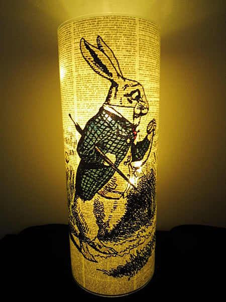 Alice in Wonderland Lantern No.130