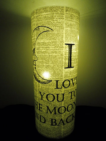 I Love You Lantern No.7, inspirational