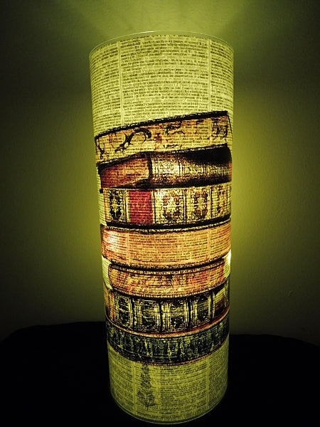 Book Stack Lantern No.115, miscellaneous