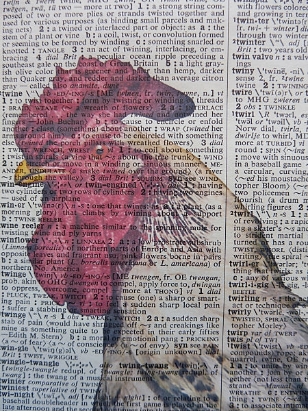 Rooster #2 Wall Art No.643, bird print