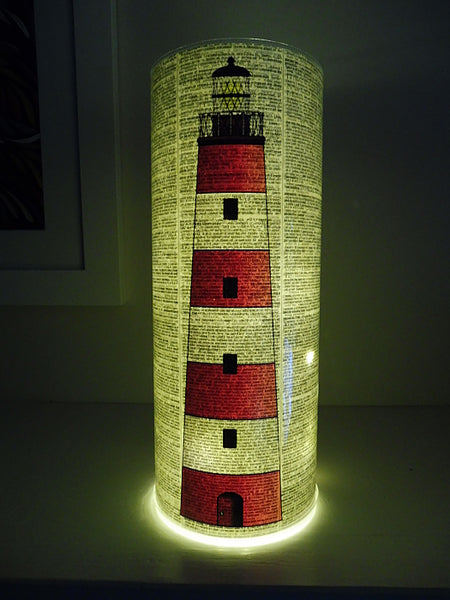 Lighthouse #1 Paper Lantern No.461